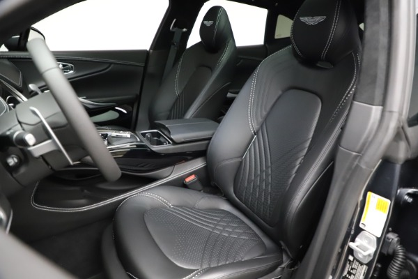 New 2021 Aston Martin DBX for sale $201,586 at Bugatti of Greenwich in Greenwich CT 06830 15
