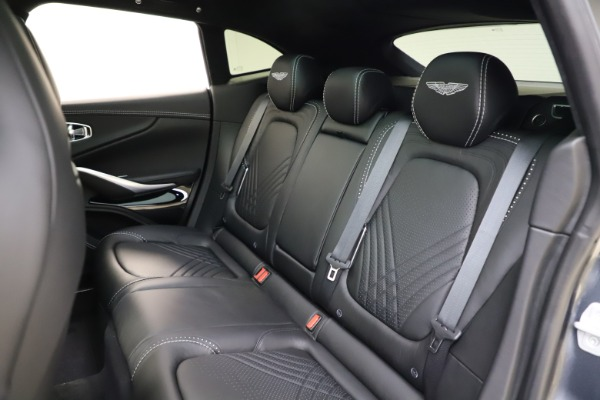New 2021 Aston Martin DBX for sale $201,586 at Bugatti of Greenwich in Greenwich CT 06830 17