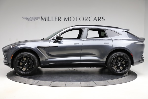 New 2021 Aston Martin DBX for sale $201,586 at Bugatti of Greenwich in Greenwich CT 06830 2