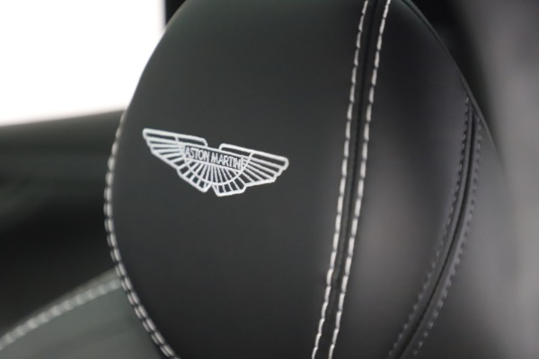 New 2021 Aston Martin DBX for sale $201,586 at Bugatti of Greenwich in Greenwich CT 06830 24