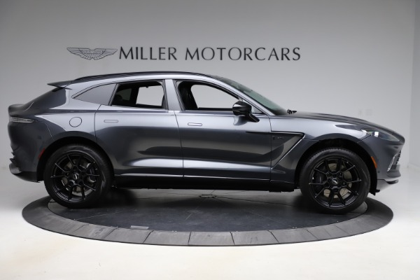 New 2021 Aston Martin DBX for sale $201,586 at Bugatti of Greenwich in Greenwich CT 06830 8