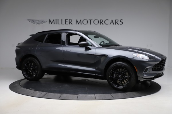 New 2021 Aston Martin DBX for sale $201,586 at Bugatti of Greenwich in Greenwich CT 06830 9