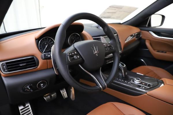 New 2021 Maserati Levante S Q4 GranSport for sale $108,235 at Bugatti of Greenwich in Greenwich CT 06830 13