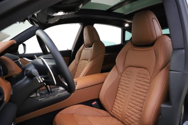 New 2021 Maserati Levante S Q4 GranSport for sale $108,235 at Bugatti of Greenwich in Greenwich CT 06830 15