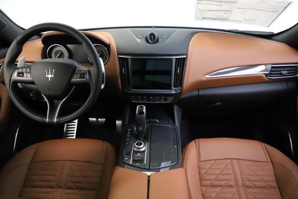 New 2021 Maserati Levante S Q4 GranSport for sale $108,235 at Bugatti of Greenwich in Greenwich CT 06830 16