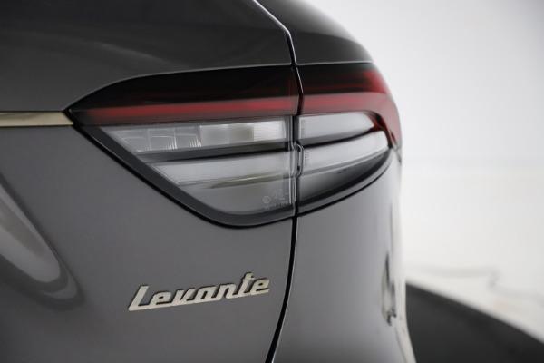 New 2021 Maserati Levante S Q4 GranSport for sale $108,235 at Bugatti of Greenwich in Greenwich CT 06830 28