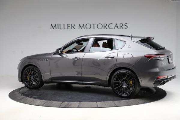 New 2021 Maserati Levante S Q4 GranSport for sale $108,235 at Bugatti of Greenwich in Greenwich CT 06830 4