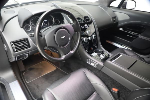 Used 2017 Aston Martin Rapide S Sedan for sale $135,900 at Bugatti of Greenwich in Greenwich CT 06830 13