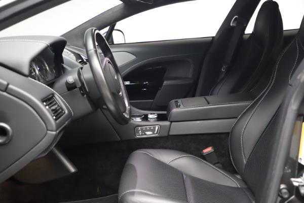Used 2017 Aston Martin Rapide S Sedan for sale $135,900 at Bugatti of Greenwich in Greenwich CT 06830 14