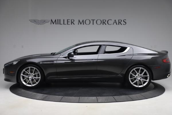 Used 2017 Aston Martin Rapide S Sedan for sale $135,900 at Bugatti of Greenwich in Greenwich CT 06830 2