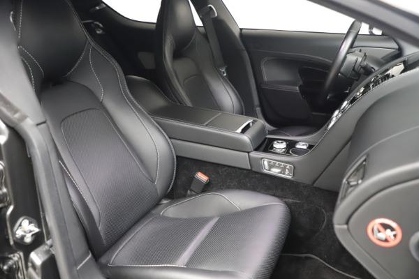 Used 2017 Aston Martin Rapide S Sedan for sale $135,900 at Bugatti of Greenwich in Greenwich CT 06830 21