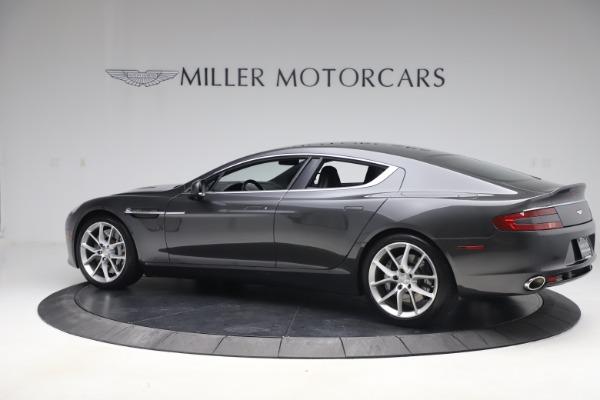 Used 2017 Aston Martin Rapide S for sale $129,900 at Bugatti of Greenwich in Greenwich CT 06830 3