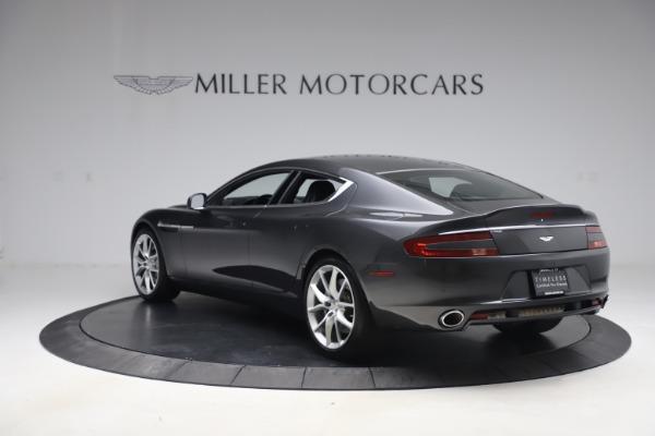 Used 2017 Aston Martin Rapide S Sedan for sale $135,900 at Bugatti of Greenwich in Greenwich CT 06830 4