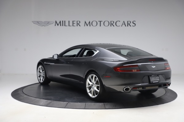 Used 2017 Aston Martin Rapide S for sale $129,900 at Bugatti of Greenwich in Greenwich CT 06830 4