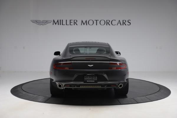 Used 2017 Aston Martin Rapide S Sedan for sale $135,900 at Bugatti of Greenwich in Greenwich CT 06830 5