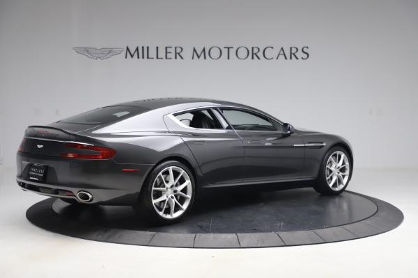 Used 2017 Aston Martin Rapide S Sedan for sale $135,900 at Bugatti of Greenwich in Greenwich CT 06830 7