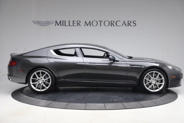Used 2017 Aston Martin Rapide S Sedan for sale $135,900 at Bugatti of Greenwich in Greenwich CT 06830 8