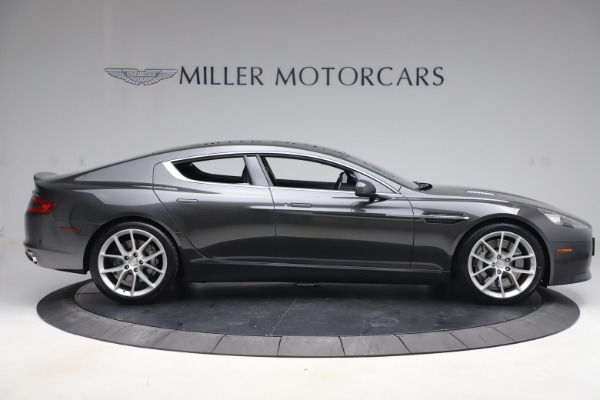 Used 2017 Aston Martin Rapide S for sale $129,900 at Bugatti of Greenwich in Greenwich CT 06830 8