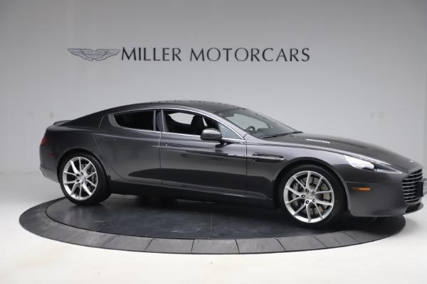 Used 2017 Aston Martin Rapide S Sedan for sale $135,900 at Bugatti of Greenwich in Greenwich CT 06830 9