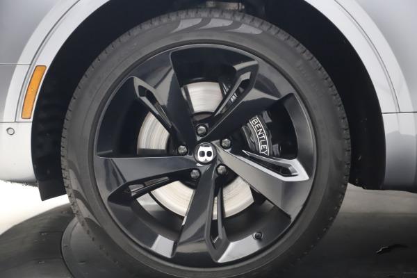 Used 2018 Bentley Bentayga W12 Signature for sale $154,900 at Bugatti of Greenwich in Greenwich CT 06830 16