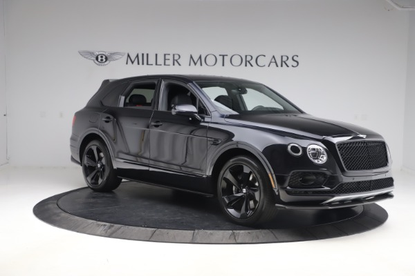 Used 2018 Bentley Bentayga Black Edition for sale $169,900 at Bugatti of Greenwich in Greenwich CT 06830 11