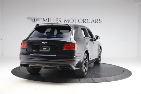 Used 2018 Bentley Bentayga Black Edition for sale $169,900 at Bugatti of Greenwich in Greenwich CT 06830 7
