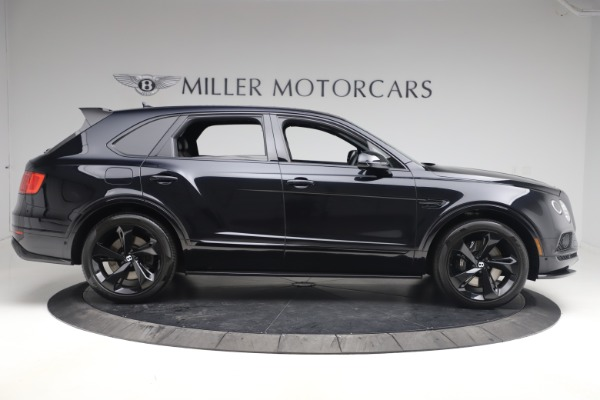 Used 2018 Bentley Bentayga Black Edition for sale $169,900 at Bugatti of Greenwich in Greenwich CT 06830 9