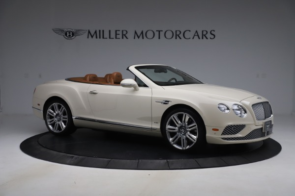 Used 2017 Bentley Continental GT W12 for sale $159,900 at Bugatti of Greenwich in Greenwich CT 06830 10
