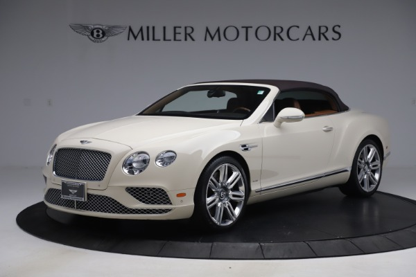 Used 2017 Bentley Continental GT W12 for sale $159,900 at Bugatti of Greenwich in Greenwich CT 06830 13