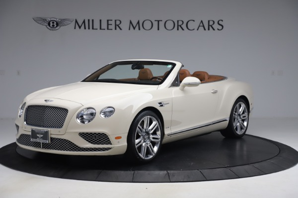 Used 2017 Bentley Continental GT W12 for sale $159,900 at Bugatti of Greenwich in Greenwich CT 06830 2