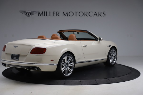 Used 2017 Bentley Continental GT W12 for sale $159,900 at Bugatti of Greenwich in Greenwich CT 06830 8