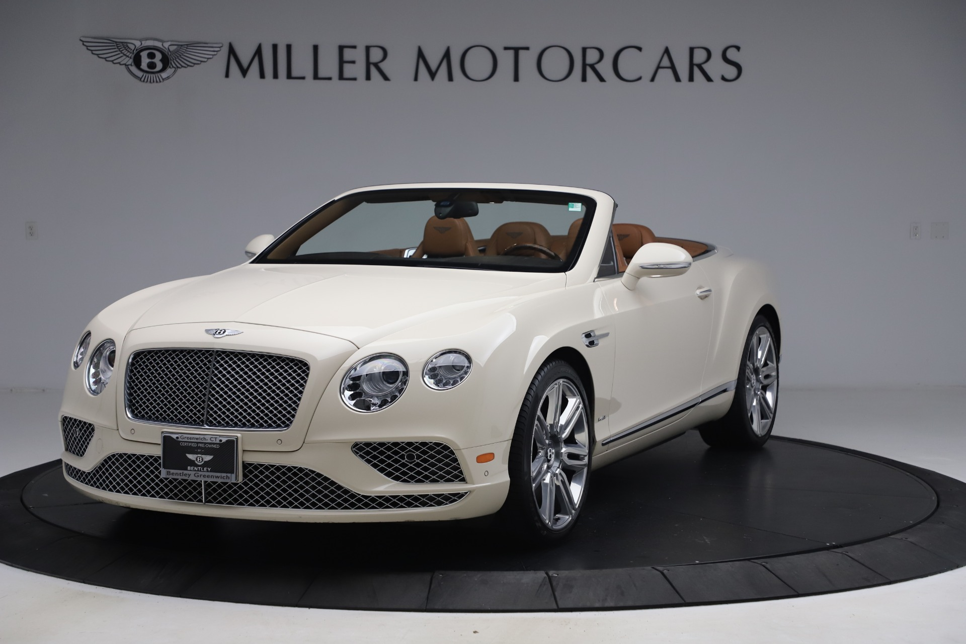 Used 2017 Bentley Continental GT W12 for sale $159,900 at Bugatti of Greenwich in Greenwich CT 06830 1