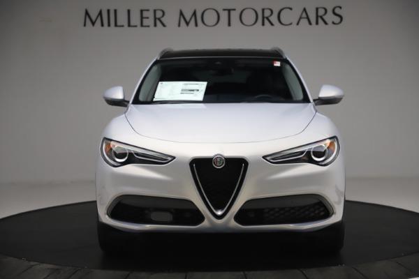 New 2020 Alfa Romeo Stelvio Q4 for sale Sold at Bugatti of Greenwich in Greenwich CT 06830 12