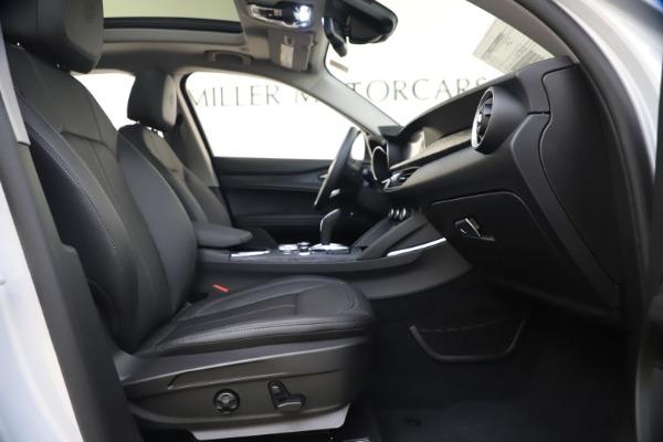 New 2020 Alfa Romeo Stelvio Q4 for sale Sold at Bugatti of Greenwich in Greenwich CT 06830 23