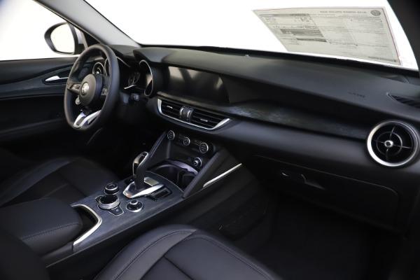 New 2020 Alfa Romeo Stelvio Q4 for sale Sold at Bugatti of Greenwich in Greenwich CT 06830 24