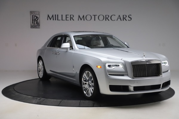 Used 2018 Rolls-Royce Ghost for sale $249,900 at Bugatti of Greenwich in Greenwich CT 06830 12