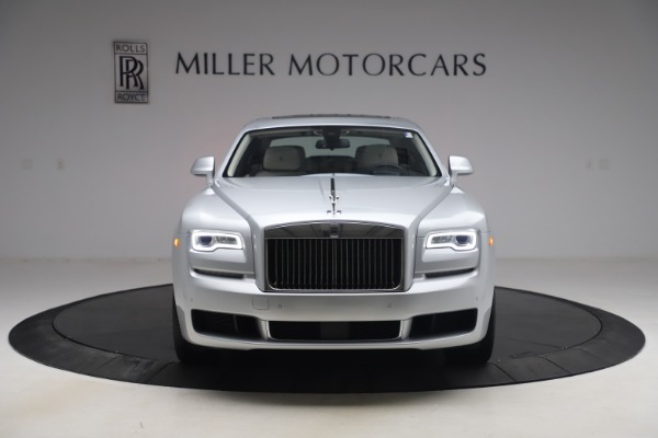 Used 2018 Rolls-Royce Ghost for sale $249,900 at Bugatti of Greenwich in Greenwich CT 06830 3