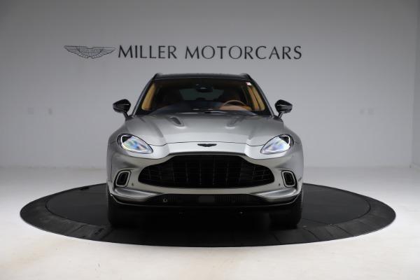 New 2021 Aston Martin DBX for sale $226,136 at Bugatti of Greenwich in Greenwich CT 06830 11