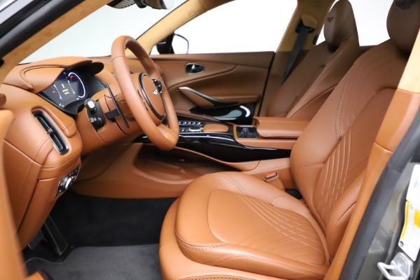 New 2021 Aston Martin DBX for sale $226,136 at Bugatti of Greenwich in Greenwich CT 06830 12