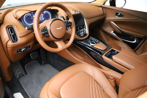New 2021 Aston Martin DBX for sale $226,136 at Bugatti of Greenwich in Greenwich CT 06830 13