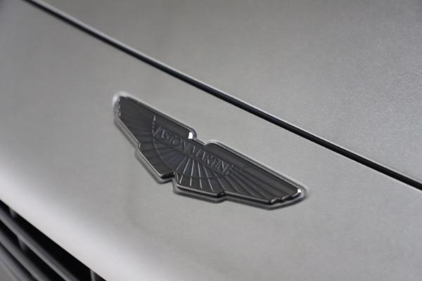 New 2021 Aston Martin DBX for sale $226,136 at Bugatti of Greenwich in Greenwich CT 06830 21