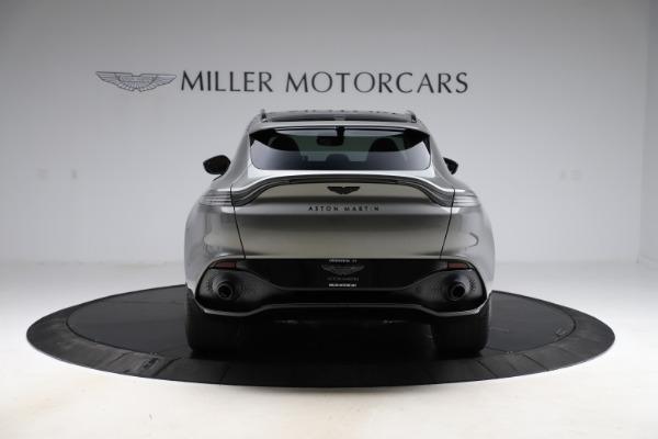 New 2021 Aston Martin DBX for sale $226,136 at Bugatti of Greenwich in Greenwich CT 06830 5