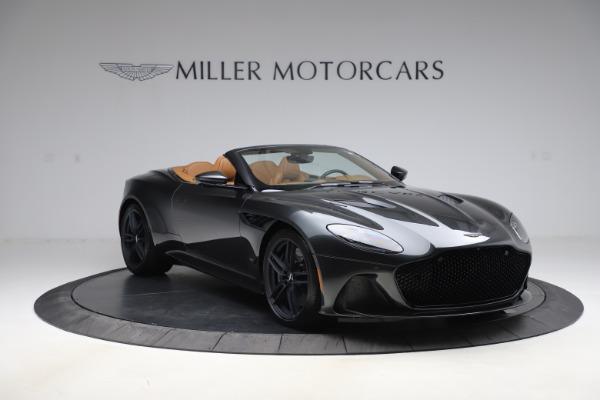 New 2021 Aston Martin DBS Superleggera Volante Convertible for sale $402,786 at Bugatti of Greenwich in Greenwich CT 06830 10