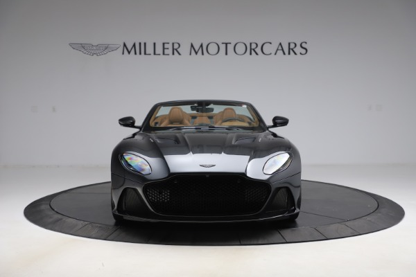 New 2021 Aston Martin DBS Superleggera Volante Convertible for sale $402,786 at Bugatti of Greenwich in Greenwich CT 06830 11