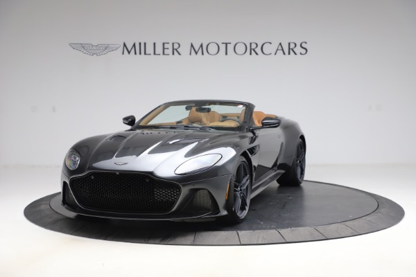 New 2021 Aston Martin DBS Superleggera Volante Convertible for sale $402,786 at Bugatti of Greenwich in Greenwich CT 06830 12