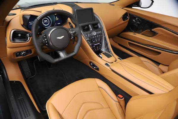New 2021 Aston Martin DBS Superleggera Volante Convertible for sale $402,786 at Bugatti of Greenwich in Greenwich CT 06830 13