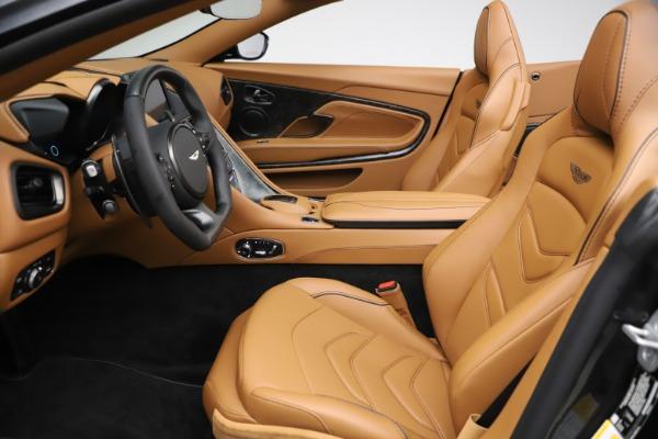 New 2021 Aston Martin DBS Superleggera Volante Convertible for sale $402,786 at Bugatti of Greenwich in Greenwich CT 06830 14