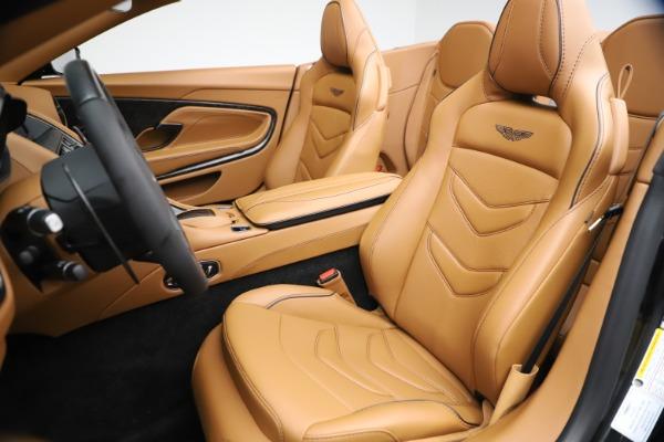 New 2021 Aston Martin DBS Superleggera Volante Convertible for sale $402,786 at Bugatti of Greenwich in Greenwich CT 06830 15