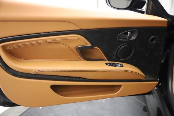 New 2021 Aston Martin DBS Superleggera Volante Convertible for sale $402,786 at Bugatti of Greenwich in Greenwich CT 06830 16
