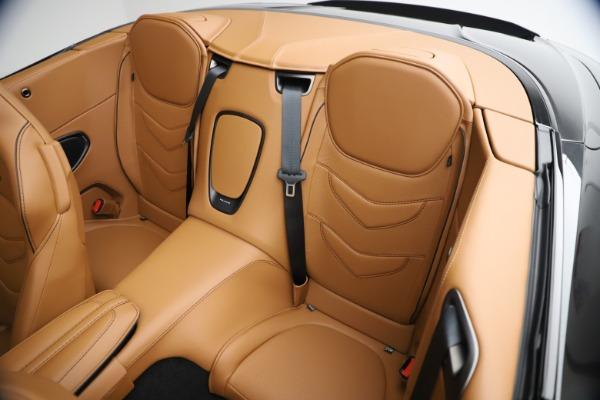 New 2021 Aston Martin DBS Superleggera Volante Convertible for sale $402,786 at Bugatti of Greenwich in Greenwich CT 06830 17